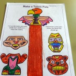 We are going to make a Totem pole.