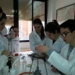 1º bachillerato. laboratorio