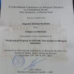 Diploma de Alejandro