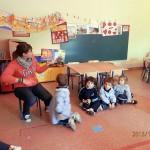 En clase con Annie