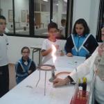 Cristalización de sales. Tercer Ciclo (10)