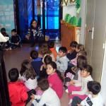 Carmen nos cuenta la historia del Cagatió.