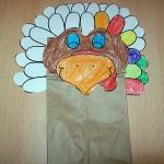 A little turkey.