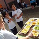 Día de fruta 2º ciclo
