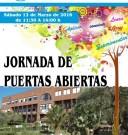 Cartel Jornada Puertas Abiertas 2016