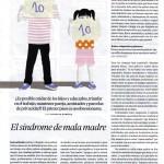 El síndrome de mala madre