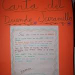 ¡Carta del Duende Jaramillo!