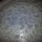 Obtención de cristales de diferentes sales