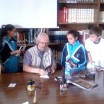 Encuentro con autores. Tercer Ciclo