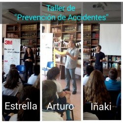 Taller Prevención de riesgos (1)