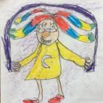 Zoe Carrilero 5 años B
