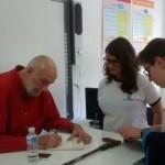 con autor CESAR MALLORQUI (1)