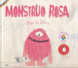 Monstruo Rosa. Olga de Dios. Apila Ediciones