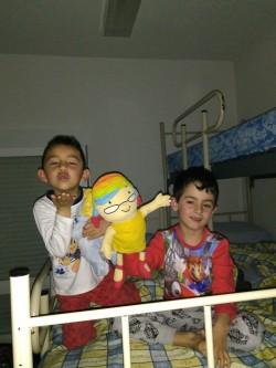5 AÑOS EN LA GRANJA CEI EL JARAMA